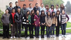 Chinese international students