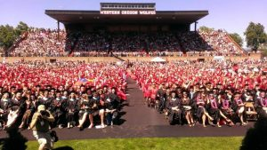 WOU Commencement