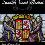 Spanish Vocal Recital Poster