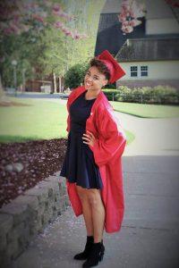 WOU graduate Stephanie Stuckey