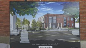 The Western Oregon Student Health and Counseling Center plans to be completed and opened in the spring of 2017.