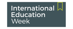 International Education Week Banner