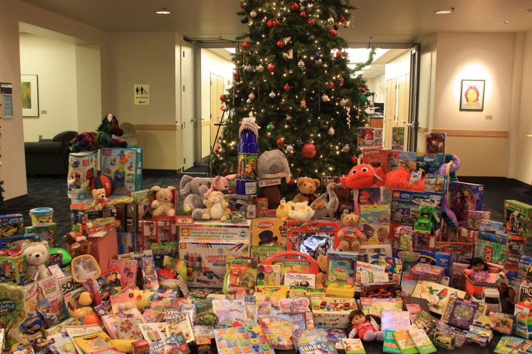 2016 WOU toy drive