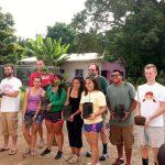 Honduras Service Learning team