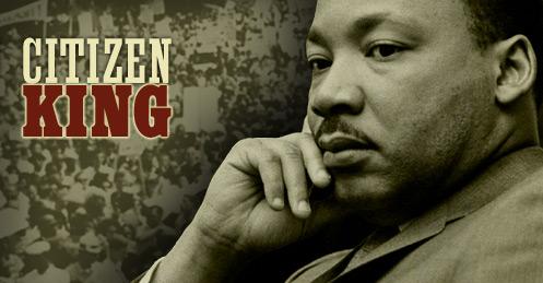 Citizen King movie poster