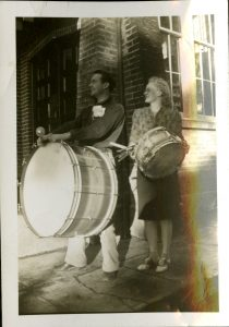 Joseph and Margaret Hall