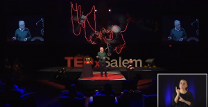 TEDxSalem ASL interpretation