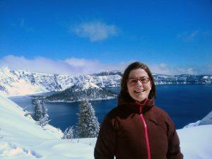 Western Oregon University Professor Patricia Giménez-Eguíbar