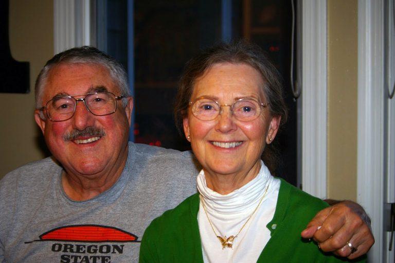 Wayne and Lynn Hamersly