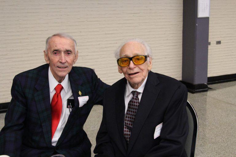 Don Duncan and Richard Woodcock