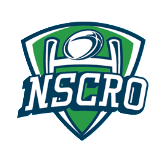 National Small College Rugby Organization's logo