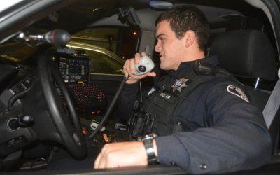PHS Grad Lucas Sinclair Returns as Police Officer