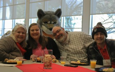WOU Welcomes Family and Friends