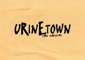 The words Urinetown