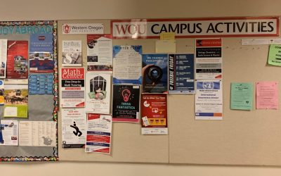 What's Happening Around WOU? Here's How to Find Out