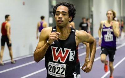 Western Oregon runner wins national player of the week honor