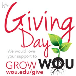 Giving Day poster