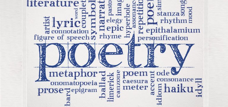 Words about poetry