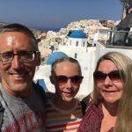 Family in Greece