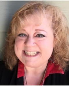 Sally Guyer smiling