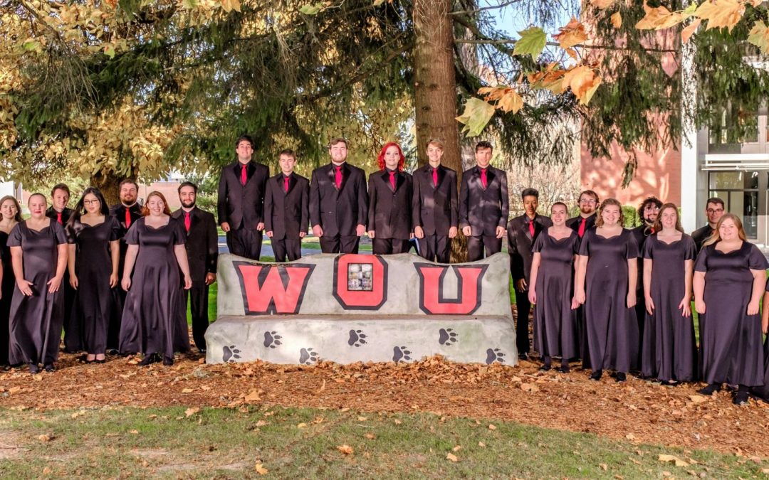 Two WOU Ensembles Named Finalists for Prestigious Awards