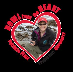 Dr. Patricia Flatt, professor of chemistry. Howl from the Heart.