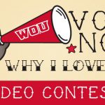 Vote now in the Why I Love WOU video contest