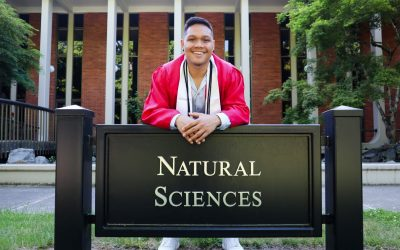 Grad Profile: Nick Cabacungan