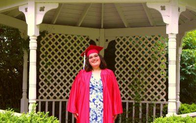 Grad Profile: Antonia Scholerman
