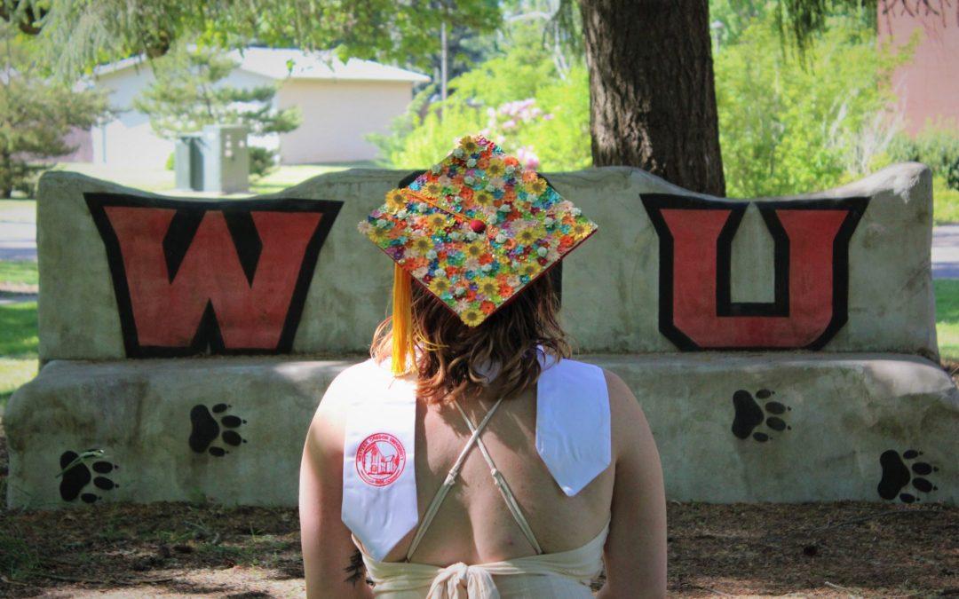 Grad Profile: Ruby Van Dyke