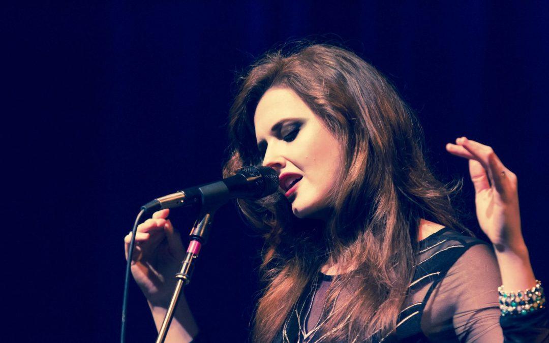 Western Oregon University's Smith Fine Arts Series opens season with international jazz singer Halie Loren